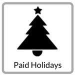 Paid Holidays