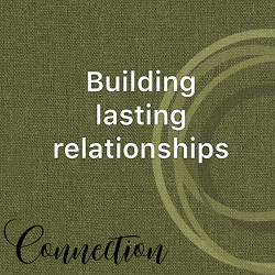 Build Lasting Relationships